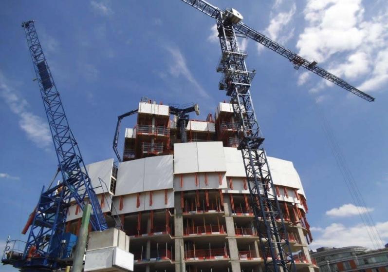 Tower Cranes | JRL Gro...