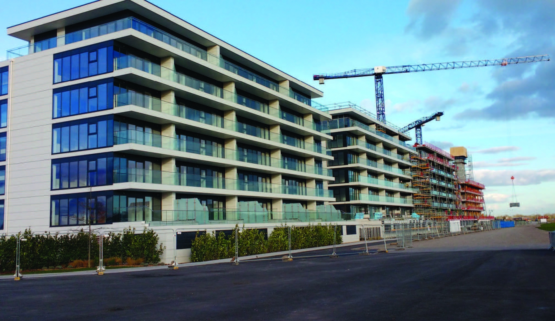 Integrated Construction Solutions | JRL Group